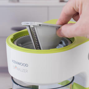 Kenwood COMBO-4134 Tri-Blade Hand Blender and Electric Fruit and Vegetable Spiralizer Kitchen Gadget Set Thumbnail 7
