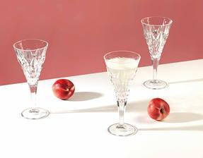 RCR 25759020006 Enigma Luxion Crystal White Wine Glasses, 270 ml, Set of 6 Thumbnail 6