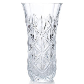 RCR 26251020206 Enigma Luxion Crystal Decorative Flower Vase, 30 cm Thumbnail 1