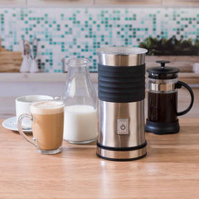 Salter COMBO-4462 Coffee Maker to Go Personal Filter Coffee Machine with Electric Milk Frother Thumbnail 4