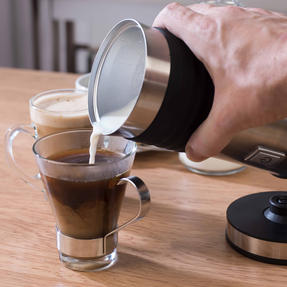 Salter COMBO-4462 Coffee Maker to Go Personal Filter Coffee Machine with Electric Milk Frother Thumbnail 6