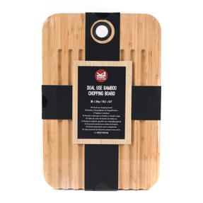 Sambonet 1304716 Bamboo Dual-Use Chopping Board with Hanging Hook, 36 cm x 24 cm Thumbnail 8