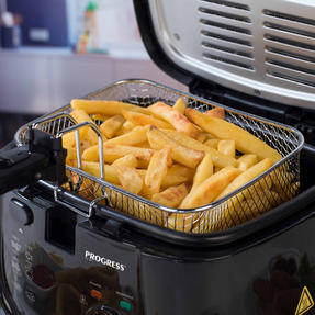 Progress EK2717P Deep Fat Fryer, 2.5 Litre, 1800 W, Black Thumbnail 10