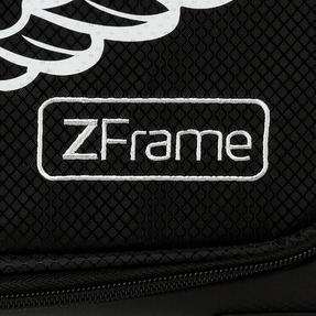 Zframe SH222837BLK26SAMIL Super Lightweight Suitcase, 26?, 10 Year Warranty, Black Thumbnail 4