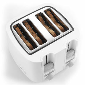 Progress EK3394P Four Slice Toaster with Variable Browning Control, 1500 W, White Thumbnail 11