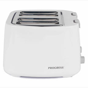Progress EK3394P Four Slice Toaster with Variable Browning Control, 1500 W, White Thumbnail 6
