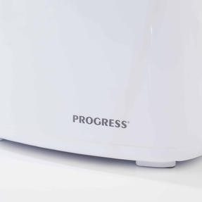 Progress EK3394P Four Slice Toaster with Variable Browning Control, 1500 W, White Thumbnail 9