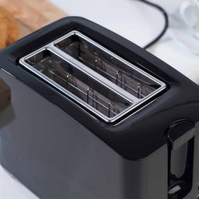 Progress EK3393BLKP Two-Slice Toaster With Slide-Out Crumb Tray, 750 W, Black Thumbnail 7