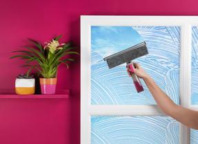 Kleeneze KL062635EU Spray Window Cleaning Wiper, 200 ml, White/Pink Thumbnail 5