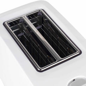 Progress EK3393P Two Slice Toaster with Slide-Out Crumb Tray, 750 W, White Thumbnail 10