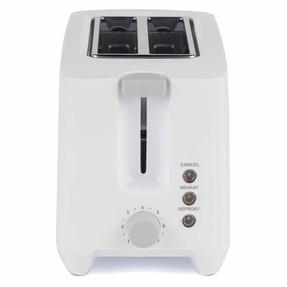 Progress EK3393P Two Slice Toaster with Slide-Out Crumb Tray, 750 W, White Thumbnail 5