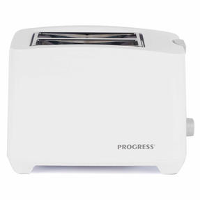 Progress EK3393P Two Slice Toaster with Slide-Out Crumb Tray, 750 W, White Thumbnail 6