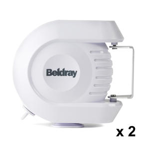 Beldray COMBO-4490 12 Metre Retractable Clothes Line for Indoor and Outdoor Use