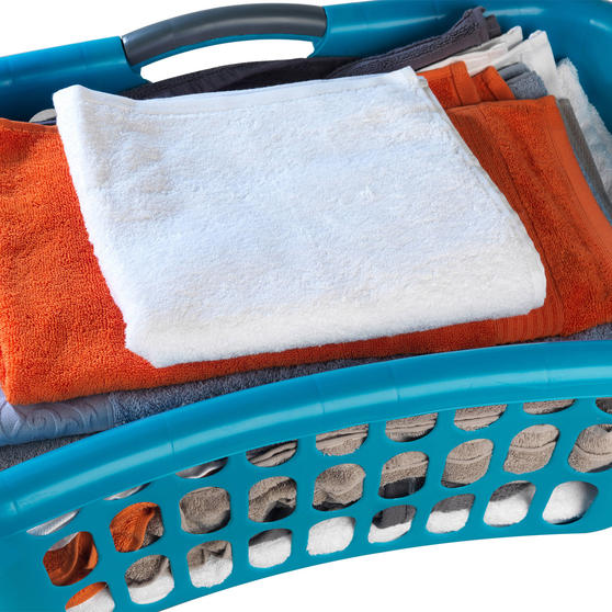 Beldray Hip Hugger Laundry Basket with Pack of 3 Radiator Clothes Airers, 3 Metre Drying Space Thumbnail 7