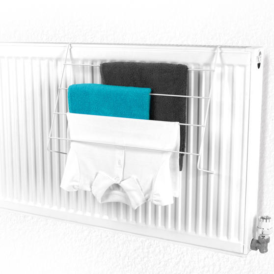 Beldray Laundry Set with Hip Hugger Basket, Radiator Airer and Table Top Ironing Board Thumbnail 8