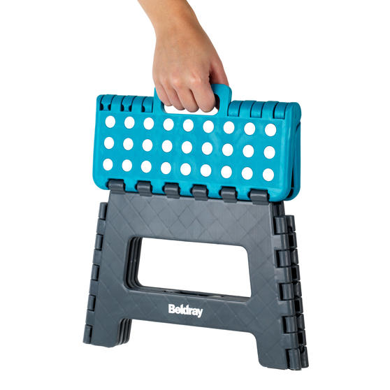 Beldray Window Cleaning Set with Small and Large Step Stool and Collapsible Bucket Thumbnail 7