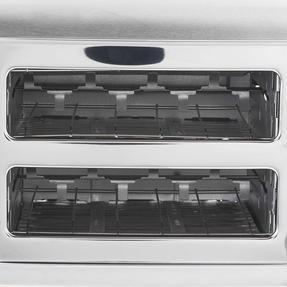 Progress EK2982SSP Classica 2-Slice Toaster with Variable Browning, 850 W, Stainless Steel/Black Thumbnail 9