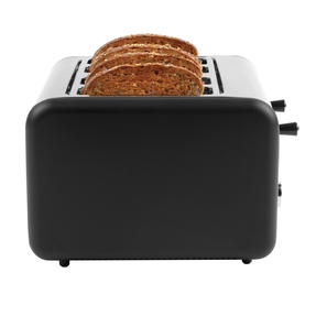 Salter Rose Gold 4-Slice Toaster, 1500 W, Rose Gold Thumbnail 5