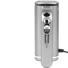 Salter COMBO-3841 Kitchen Gadget Set Hand Blender, Mixer and Glass Chopper, Titanium Thumbnail 7