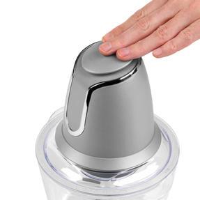 Salter COMBO-3841 Kitchen Gadget Set Hand Blender, Mixer and Glass Chopper, Titanium Thumbnail 9