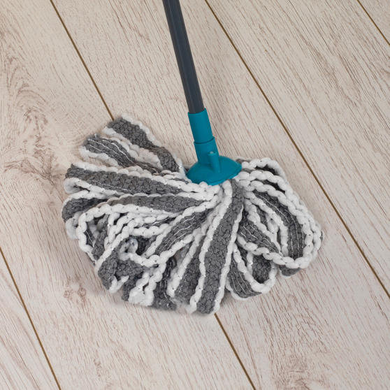 Beldray Sponge Mop, Microfibre Mop and Flexible Triangular Mop Set Thumbnail 7