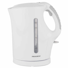 Progress COMBO-3654 1.7 Litre Immersed Kettle with Four Slice Toaster, White/Grey Thumbnail 4