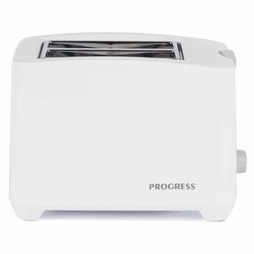 Progress COMBO-3655 1.7 Litre Immersed Kettle with Two Slice Toaster, White/Grey Thumbnail 6