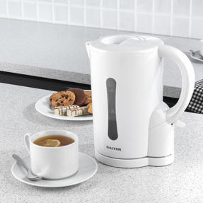 Salter EK2604 Electric Kettle With Removable Filter, 1.7 L, 2200 W, White Thumbnail 3