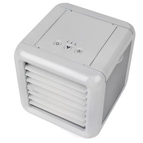 Prolectrix EH3139PROSTK Ice Cube Portable Table Top Air Cooler, 600ml, 5 W, White Thumbnail 3