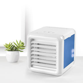 Prolectrix EH3139PROSTK Ice Cube Portable Table Top Air Cooler, 600ml, 5 W, White Thumbnail 6