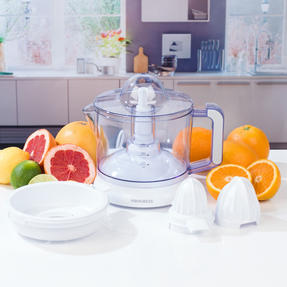 Progress EK3071P Electric Citrus Juicer with Adjustable Pulp Filter, 25 W Thumbnail 3