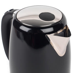 Salter Riga Kettle with 3 kW power, 1.7 L, Black Thumbnail 10