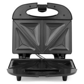 Progress EK2786P 2-Slice Non-Stick Sandwich Toaster, 800 W, Black Thumbnail 2