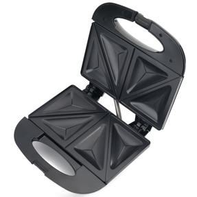 Progress EK2786P 2-Slice Non-Stick Sandwich Toaster, 800 W, Black Thumbnail 3