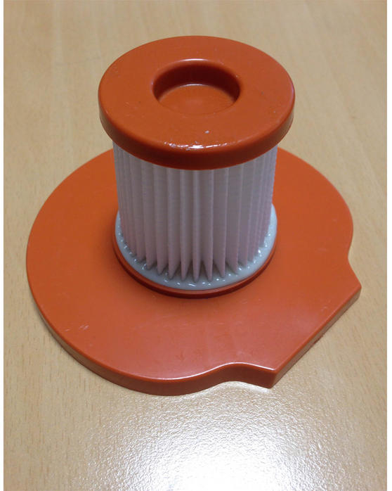 A Beldray Hepa Filter Spare Part for Models BEL0143 & BEL0311