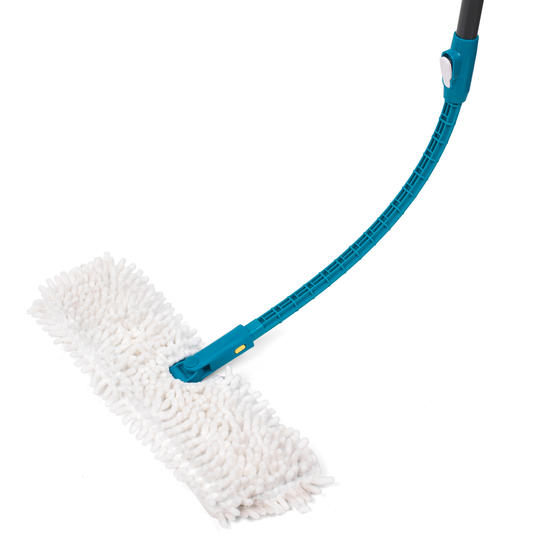 Beldray Double Sided Bending Mop, Turquoise Thumbnail 3
