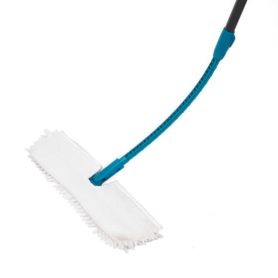 Beldray Double Sided Bending Mop, Turquoise Thumbnail 4