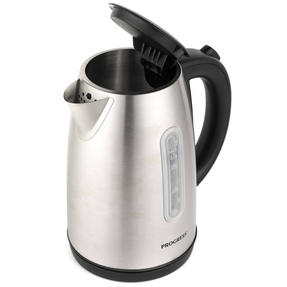 Progress COMBO-4625 Classica Jug Kettle and Two Slice Toaster with Variable Browning, Stainless Steel/Black Thumbnail 3