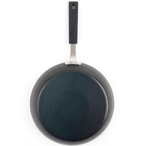 George Wilkinson Pan For Life Pretreated Frying Pan, 28 cm, Black Steel Thumbnail 5
