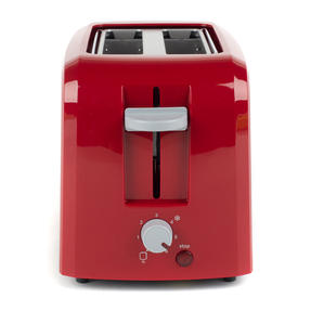 Bosch TAT3A014GB Village Two-Slice Toaster, Red Thumbnail 3