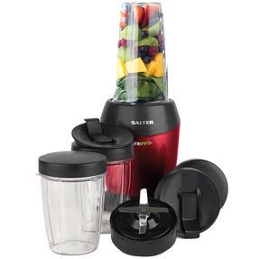 Salter EK2002V4SILVER NutriPro 1000 Multi-Purpose Blender with Blending Cups and Lids, 1 Litre, 1000 W Thumbnail 4