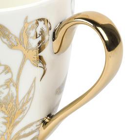 Cambridge CM05086AS Limited Edition Kendal Peony Fine China Mug Thumbnail 3