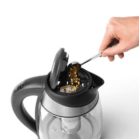 Salter EK2862 Variable Temperature Kettle and Tea Infuser with Colour-Changing Lights, 1.7 L, 2200 W Thumbnail 5