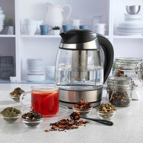 Salter EK2862 Variable Temperature Kettle & Infuser with Colour-Changing Lights Thumbnail 8