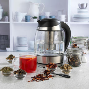 Salter EK2862 Variable Temperature Kettle & Infuser with Colour-Changing Lights Thumbnail 7