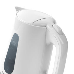 Salter Deco Collection Kitchen 1.7 L Kettle, 3000 W, White / Stainless Steel Thumbnail 3