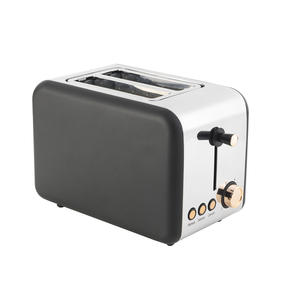 Salter COMBO-4142 2-Slice 850 W Toaster, Hand Blender and Hand Mixer, Rose Gold Edition Thumbnail 7