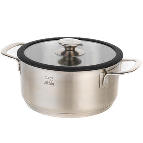 Peugeot COMBO-4734 Stainless Steel Cooking Pots Set, 2 Piece, 20/24 cm Thumbnail 3