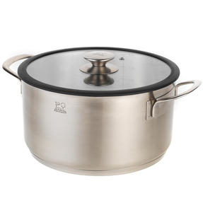 Peugeot COMBO-4735 Stainless Steel Casserole Pot and Cooking Pot Set, 2 Piece, 20 cm Thumbnail 2