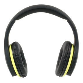 Intempo EE1178SBLKYELSTKEU Active Wireless Bluetooth Foldable Headphones, Black/Yellow Thumbnail 3